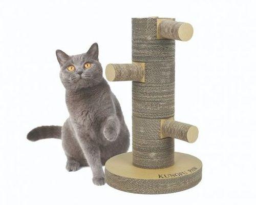 Tempat Garuk Kucing